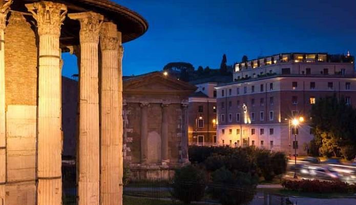 Hotel Fourtyseven Roma - Vista