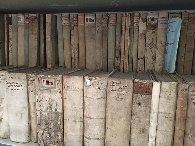Strahov Monastery livros