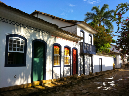 Casa Colonial - Paraty