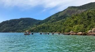 Um paraíso brasileiro: Saco do Mamanguá, no Rio de Janeiro