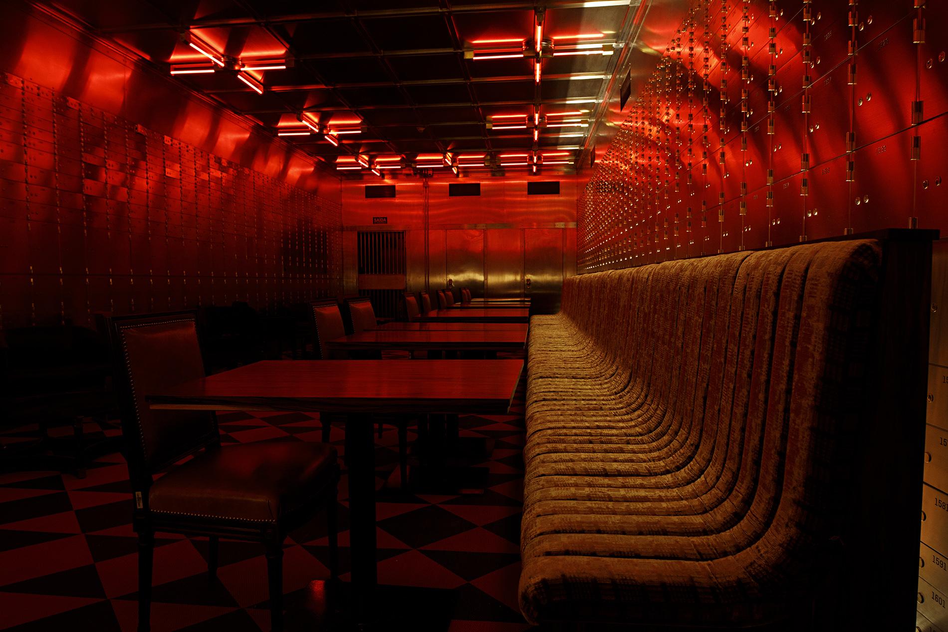 Bar do Cofre, no Centro de SP (Foto: divulgação)