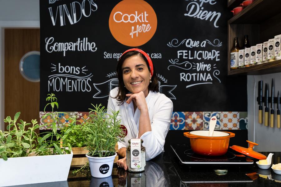 Aprovada Chef Patricia Lopes Cook it