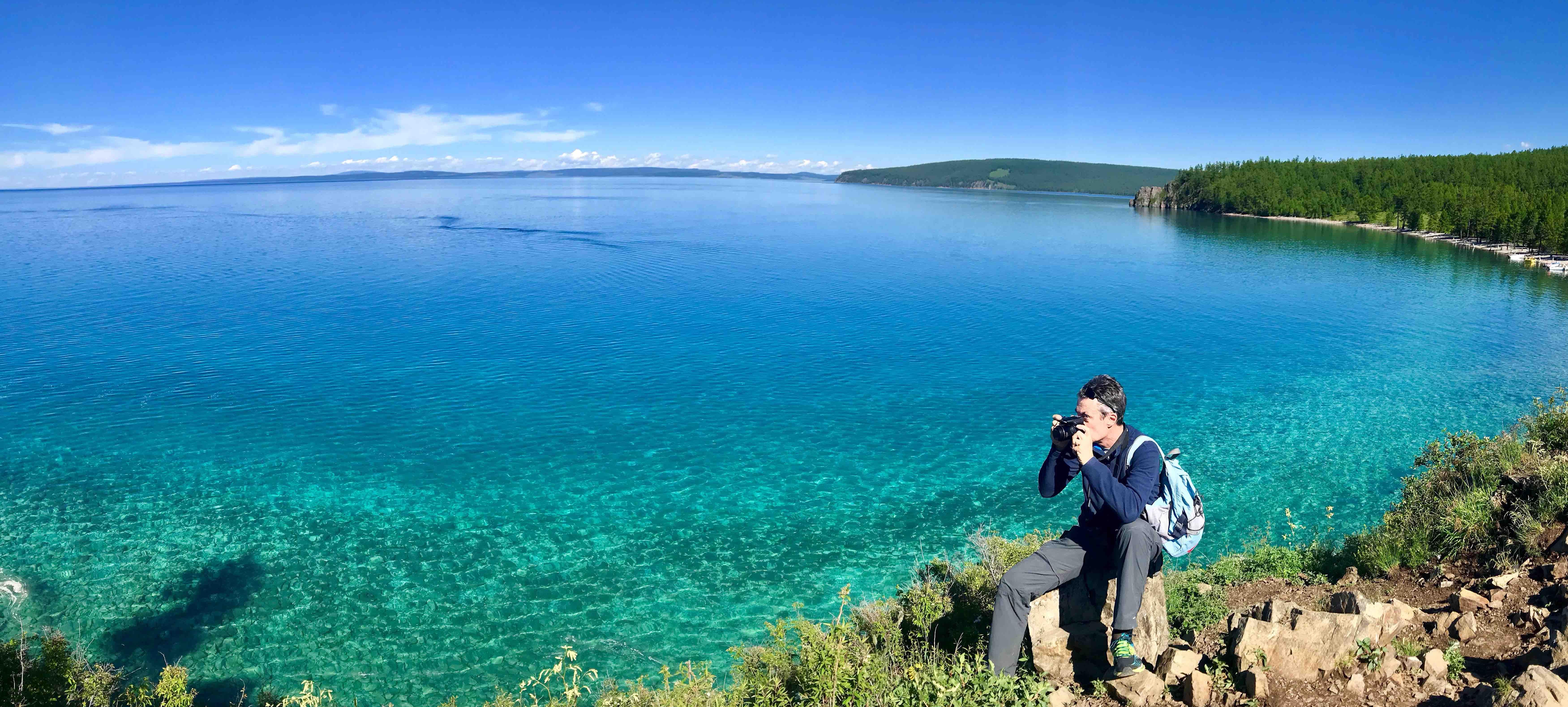 Lago Khövsgöl