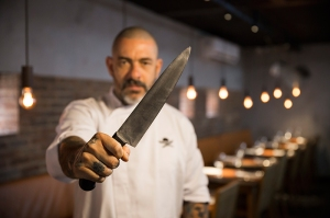 Onde os chefs comem, com Henrique Fogaça, em SP
