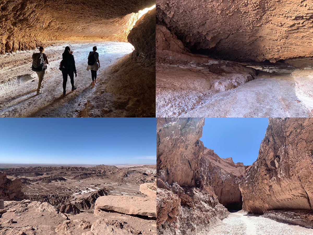 Valle de La Luna, Atacama (Fotos: Tina Bornstein)