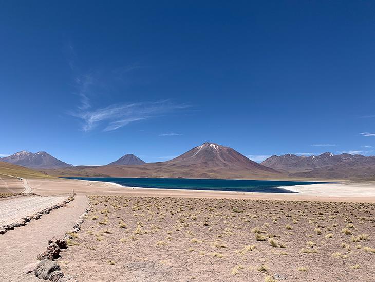 Laguna Miscanti, Atacama (Foto: Tina Bornstein)