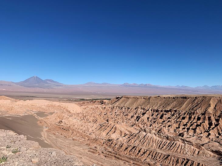 Vale de la Muerte, Atacama (Foto: Tina Bornstein)