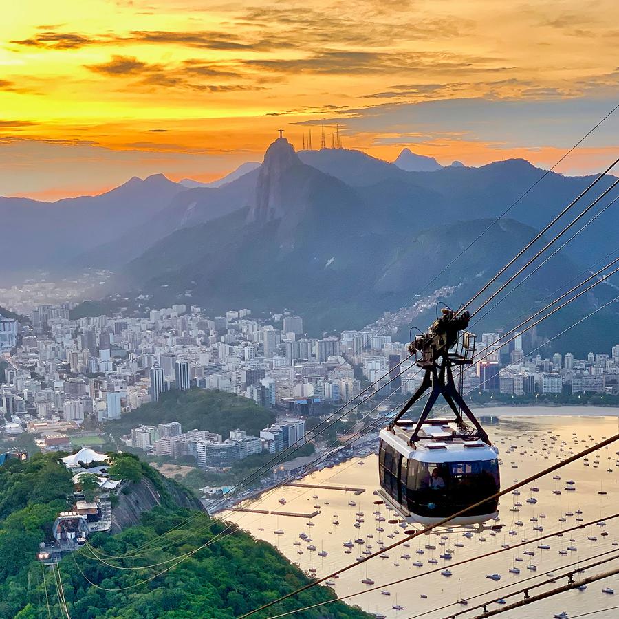 Rio de Janeiro (Foto: Shutterstock)