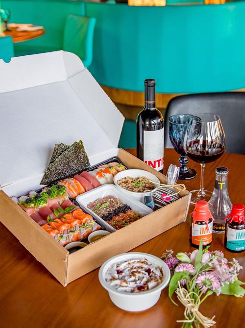 Imakay cria box especial para a data (Foto: divulgação)