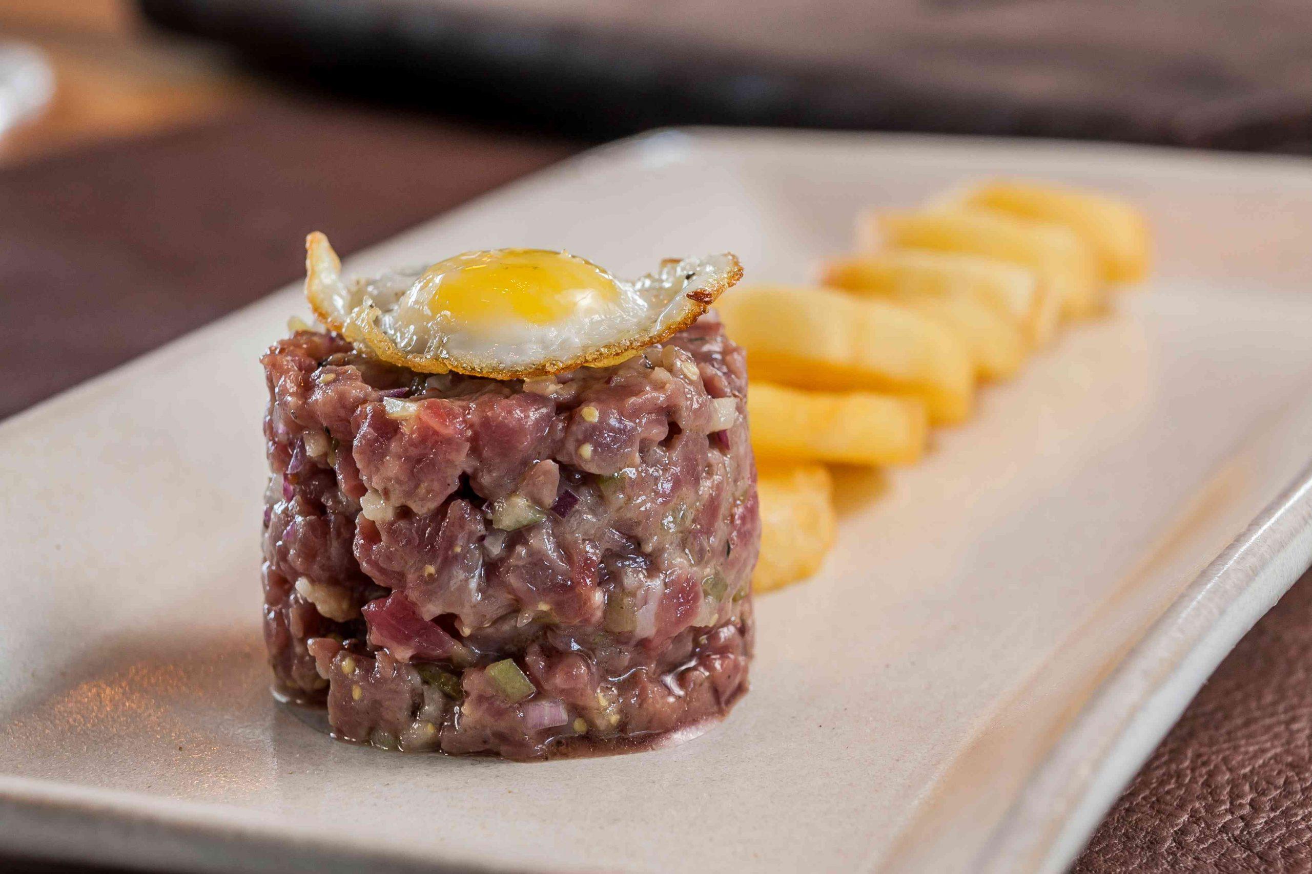 Tartare do Sal Gastronomia (Foto: divulgação)