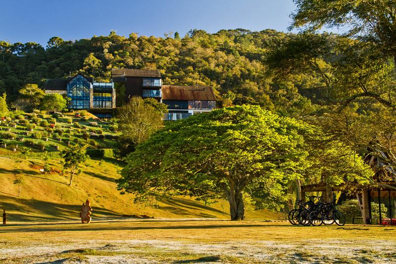 Botanique Hotel (Foto: divulgação)