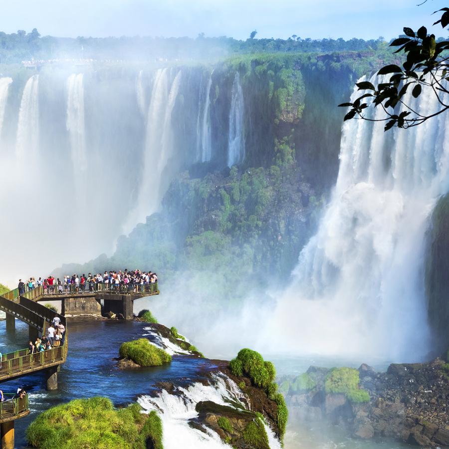 Foz do Iguaçu (Foto: Adobe Stock)