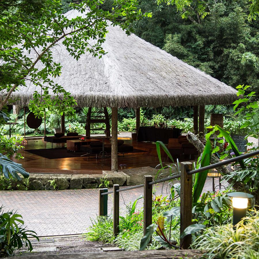 Unique Garden (Foto: divulgação)