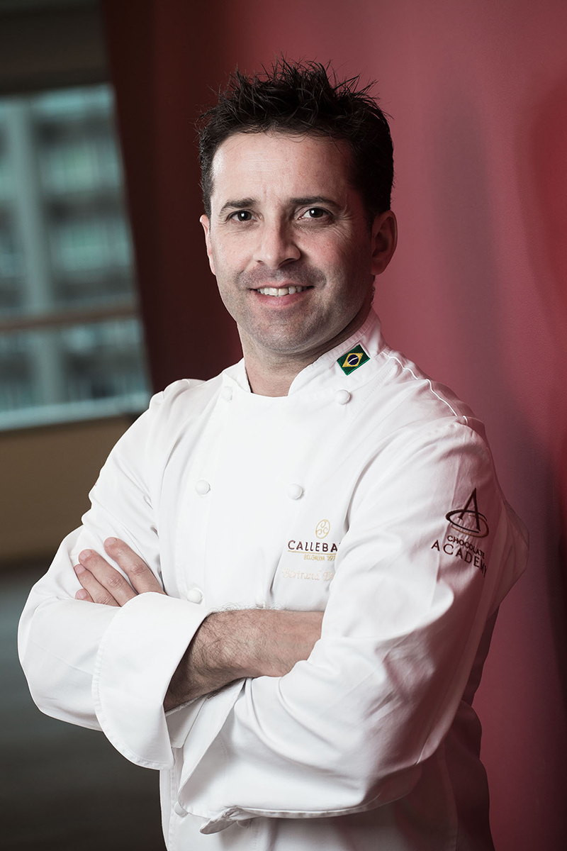 Chef Bertrand Busque (Foto: divulgação)