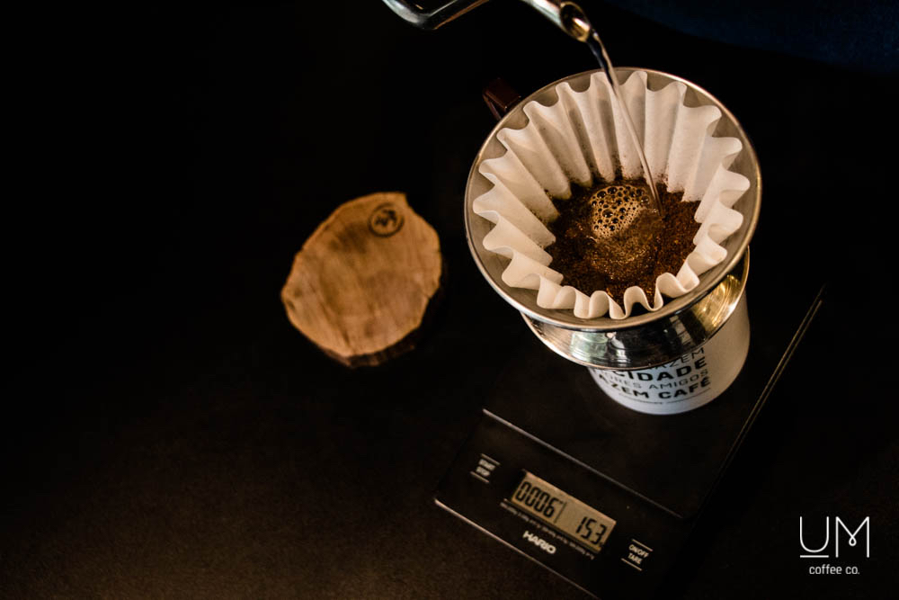 Cafeteria Um Coffee co. trabalha apenas com cafés especiais (Foto: divulgação)