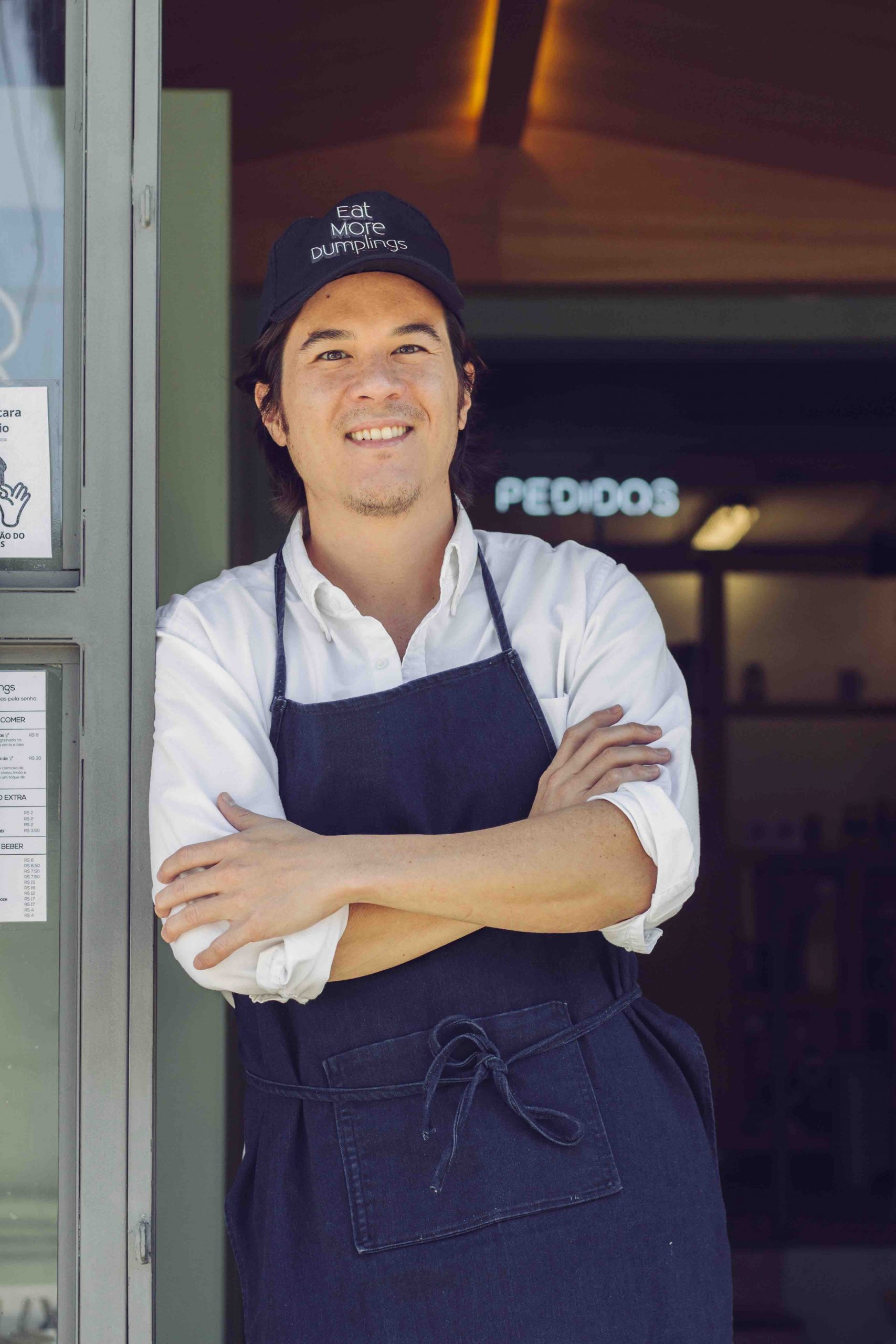 Chef Victor Wong (Foto: Gustavo Steffen)