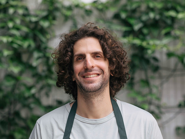 Chef Ivan Ralston (Foto: Julia Rodrigues)