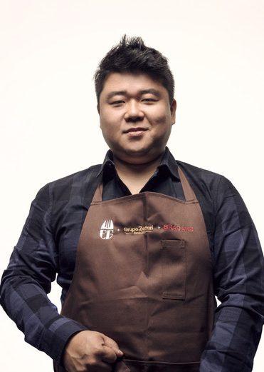 Chef Thiago Maeda
