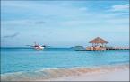 Um paraíso na terra: Finolhu nas Ilhas Maldivas