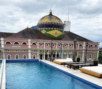 Juma Ópera: história e tradição no centro histórico de Manaus