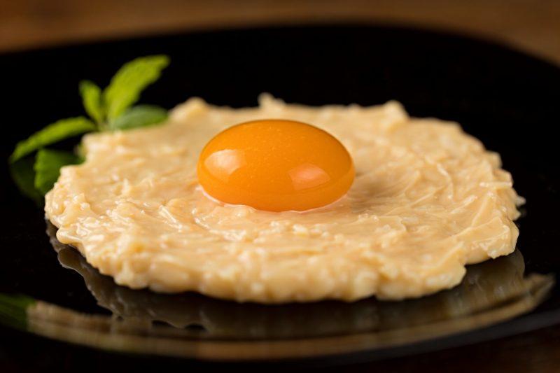 Sobremesa Uhn Egg, no Mr. Lam Rio de Janeiro