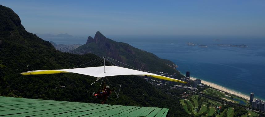 Trilha da Pedra Bonita Rio de Janeiro