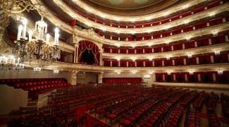 Após 6 meses, Teatro Bolshoi reabre na Rússia com medidas restritivas