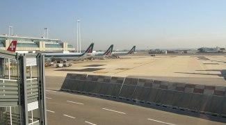 Aeroporto de Roma é o primeiro a receber certificação máxima anti-Covid-19