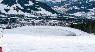 A Covid encerrou a temporada de esqui nos Alpes — com uma exceção