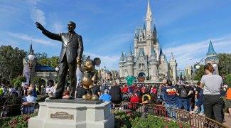 Com Flórida com pico de Covid-19, Disney tem primeiro dia de parques abertos