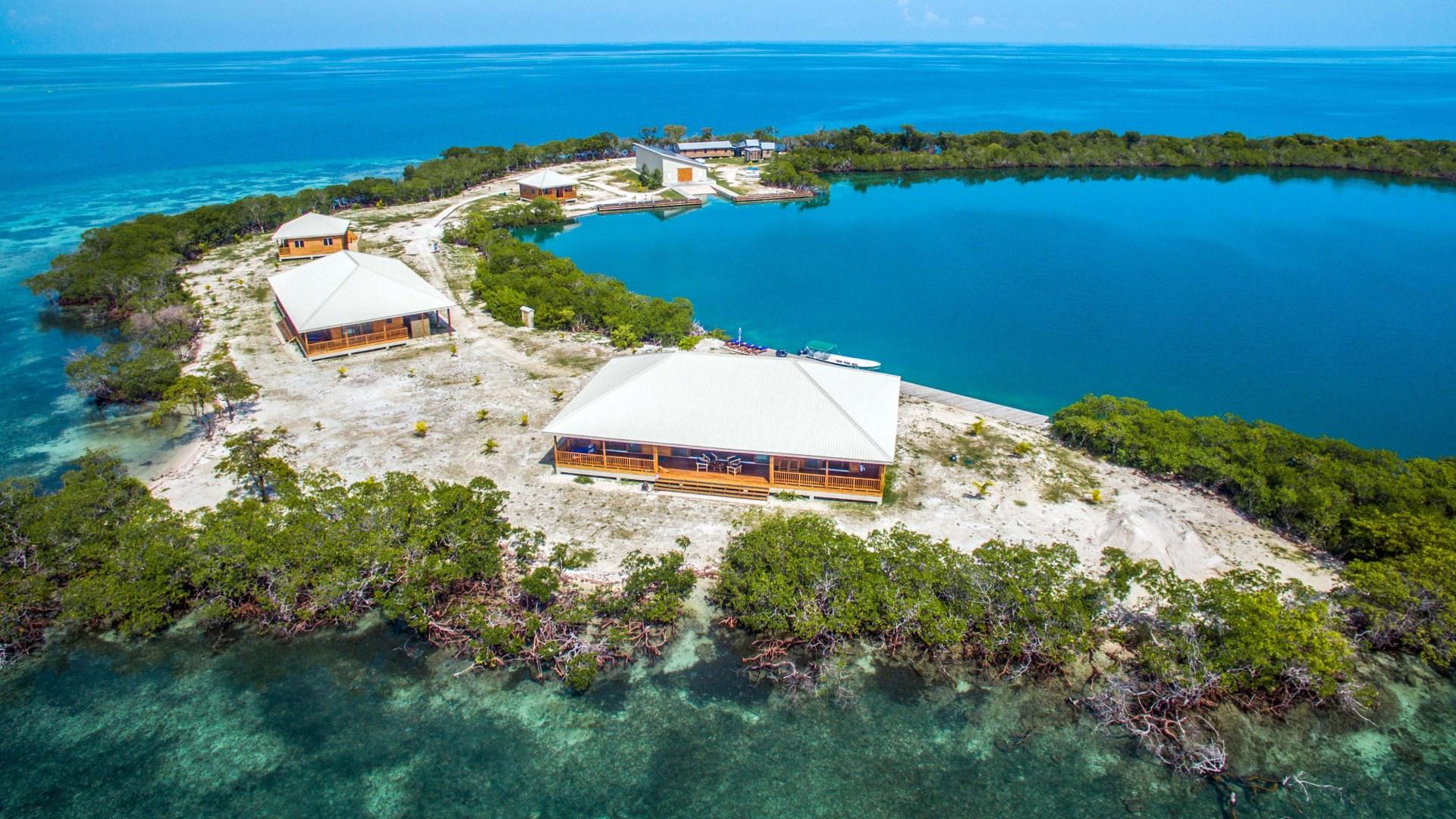 Férias ilhas particulares