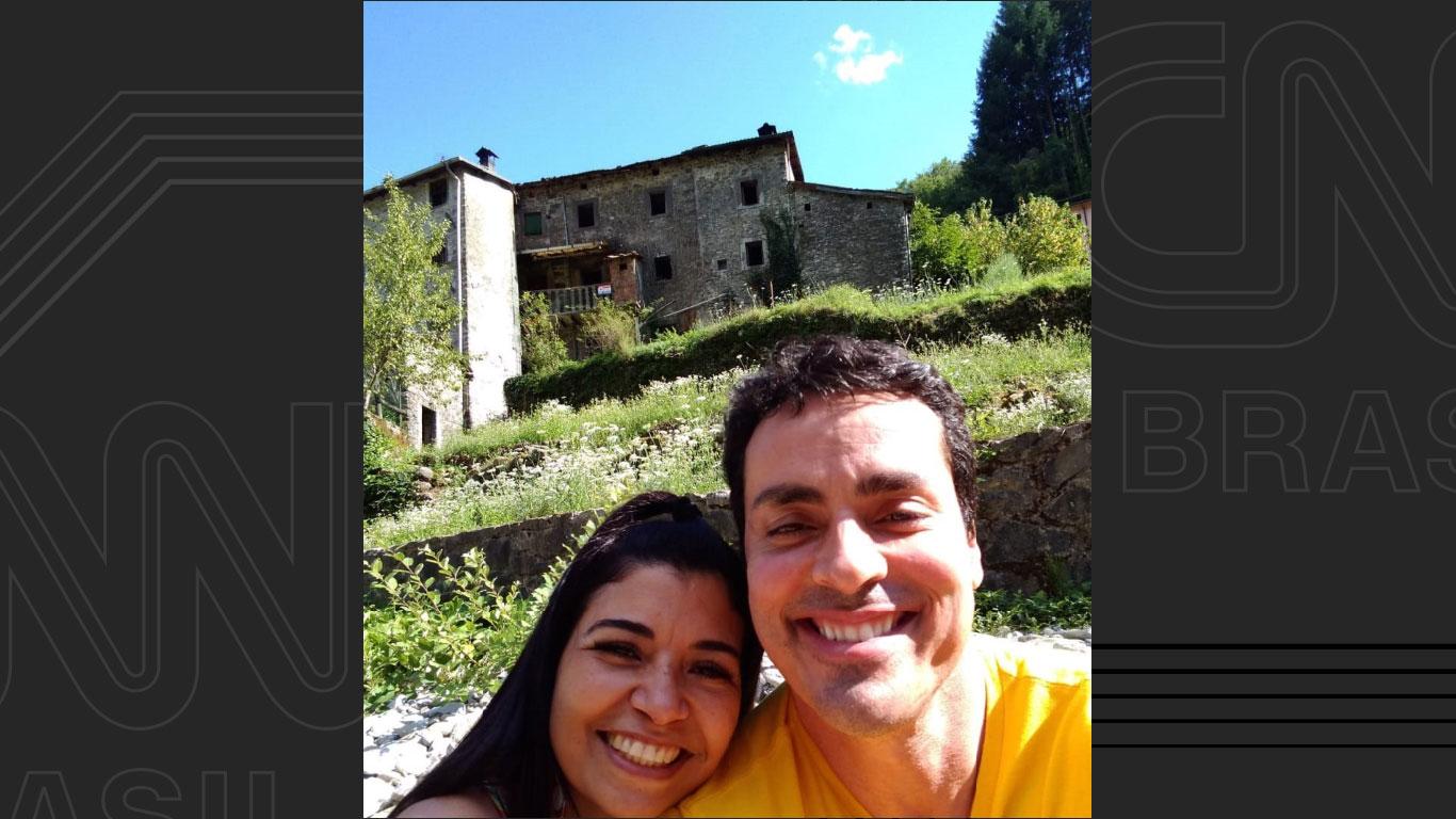 Brasileiro passa quarentena na Itália após comprar casa por um euro