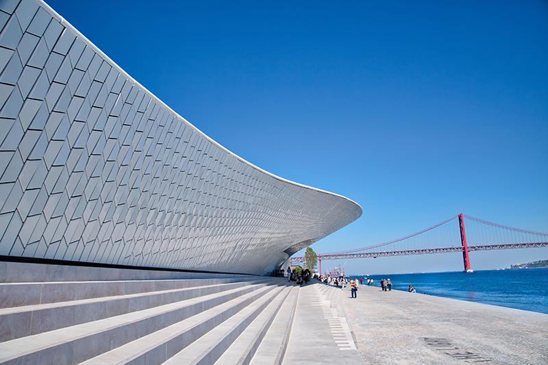 Museu de Arte, Arquitetura e Tecnologia (Foto: Adobe Stock)
