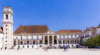 Guia Portugal: Coimbra, nos arredores de Lisboa