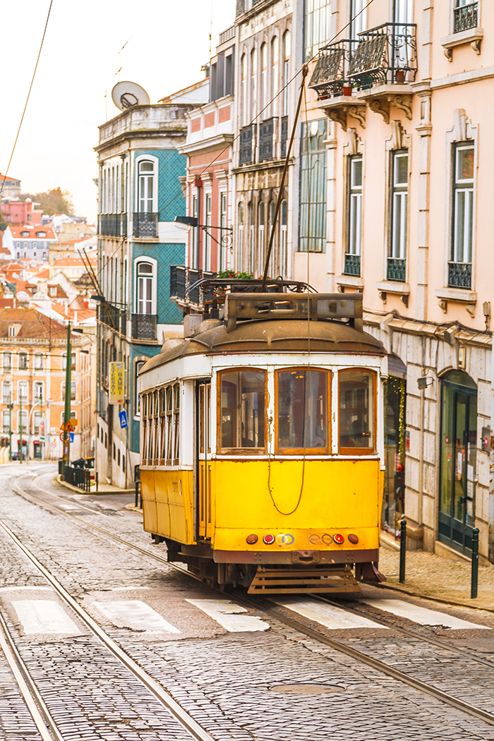 Lisboa (Foto: Adobe Stock)