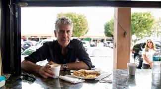 Em andança por Miami, Bourdain encontra ídolo e conhece um paraíso gastronômico