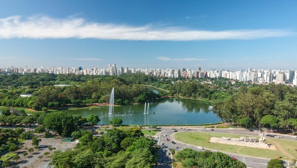 Parque Ibirapuera agora é administrado pela Urbia Parques (Foto: retirada do site oficial/ Runners World Brasil)