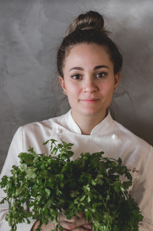 Chef Giovanna Grossi
