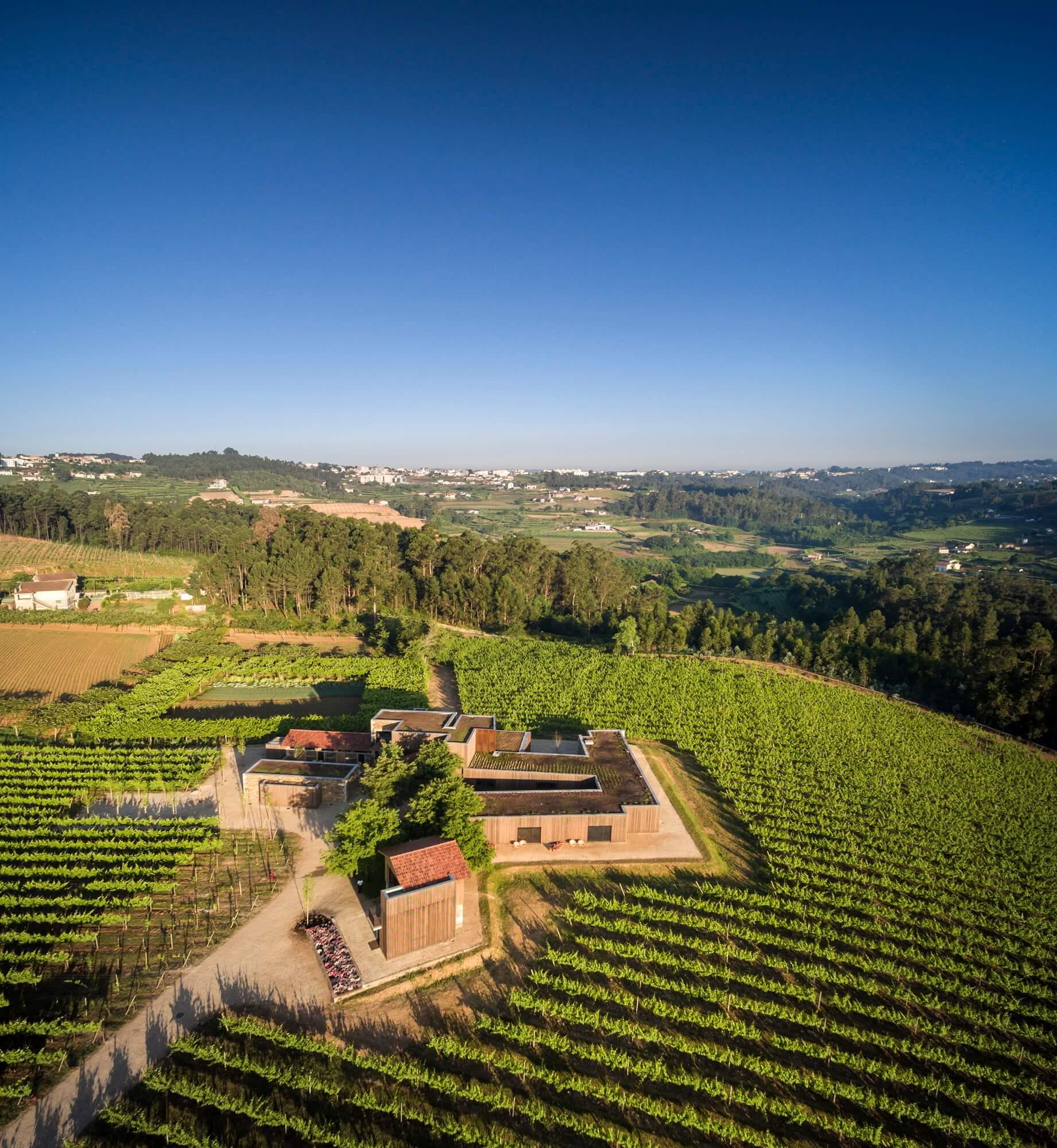 Monverde Wine Experience, na região dos Vinhos Verdes (Foto: divulgação)