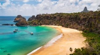 Duas das melhores praias do mundo estão no Brasil
