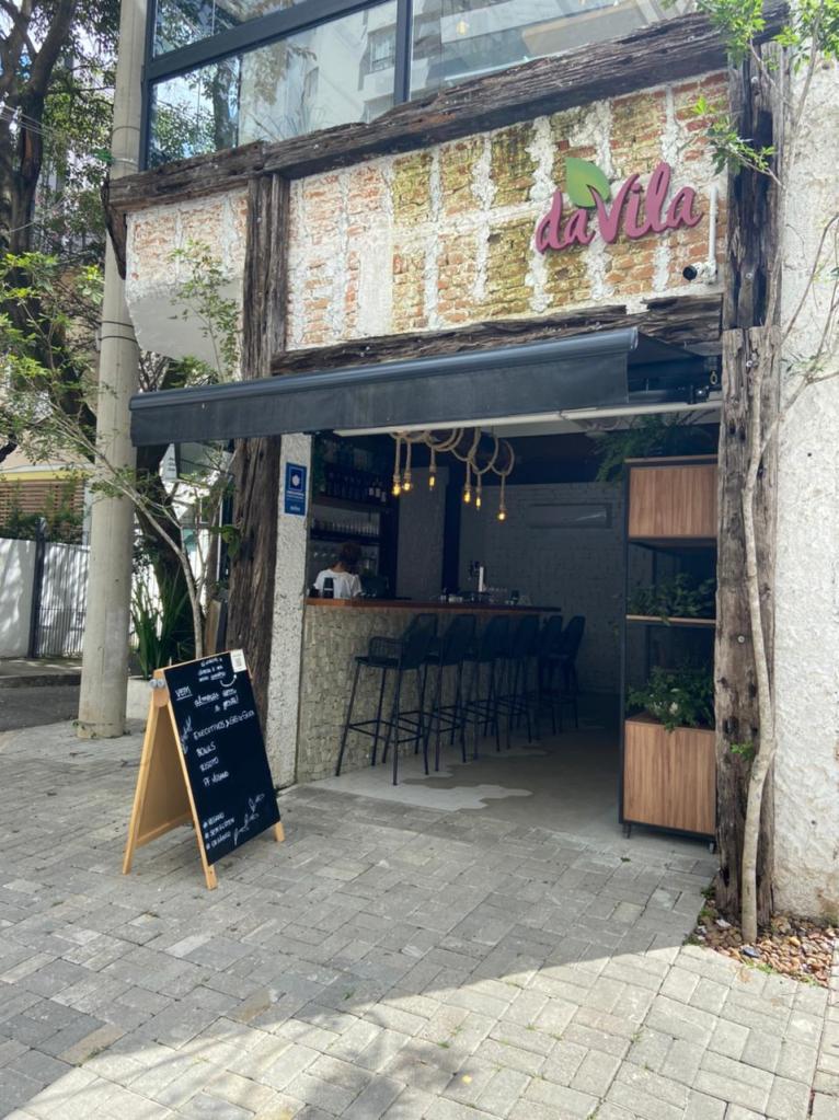 Da Vila abriu as portas em São Paulo em novembro de 2020