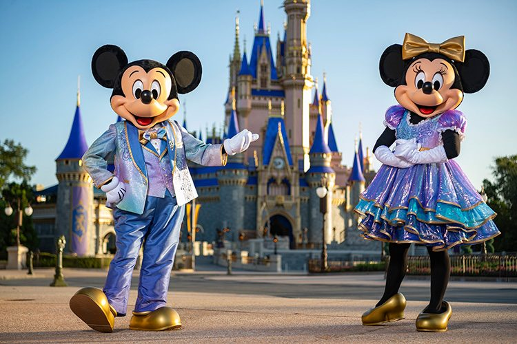 Walt Disney World comemora 50 anos em 2021 e prepara grande festa