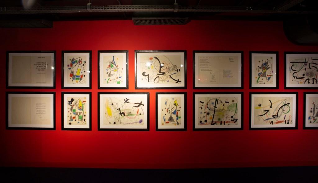 O Jardim das Maravilhas de Miró