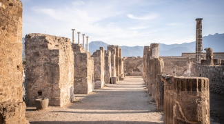 A corrida contra o tempo para salvar Pompeia, na Itália