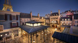 Disney anuncia abertura da área de Ratatouille no EPCOT