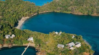 Islas Secas: ilha isolada com hotel de luxo e muita aventura no Panamá
