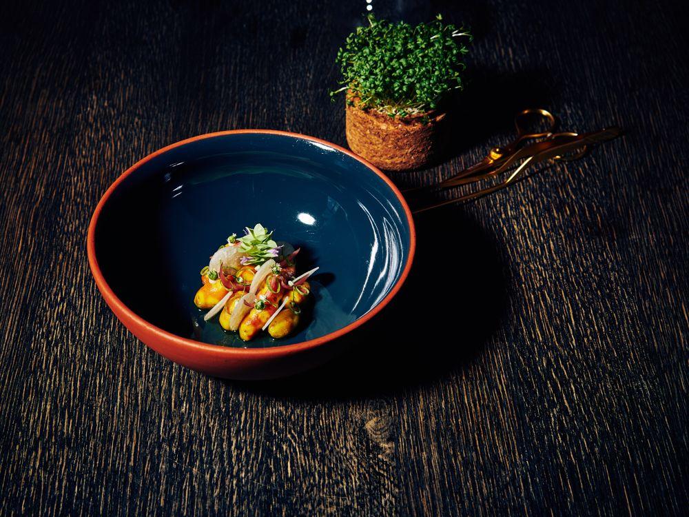 Restaurantes veganos e vegetarianos contemplados com estrelas Michelin
