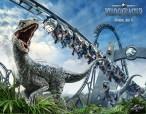 Universal Studios inaugura montanha-russa mais intensa da Flórida