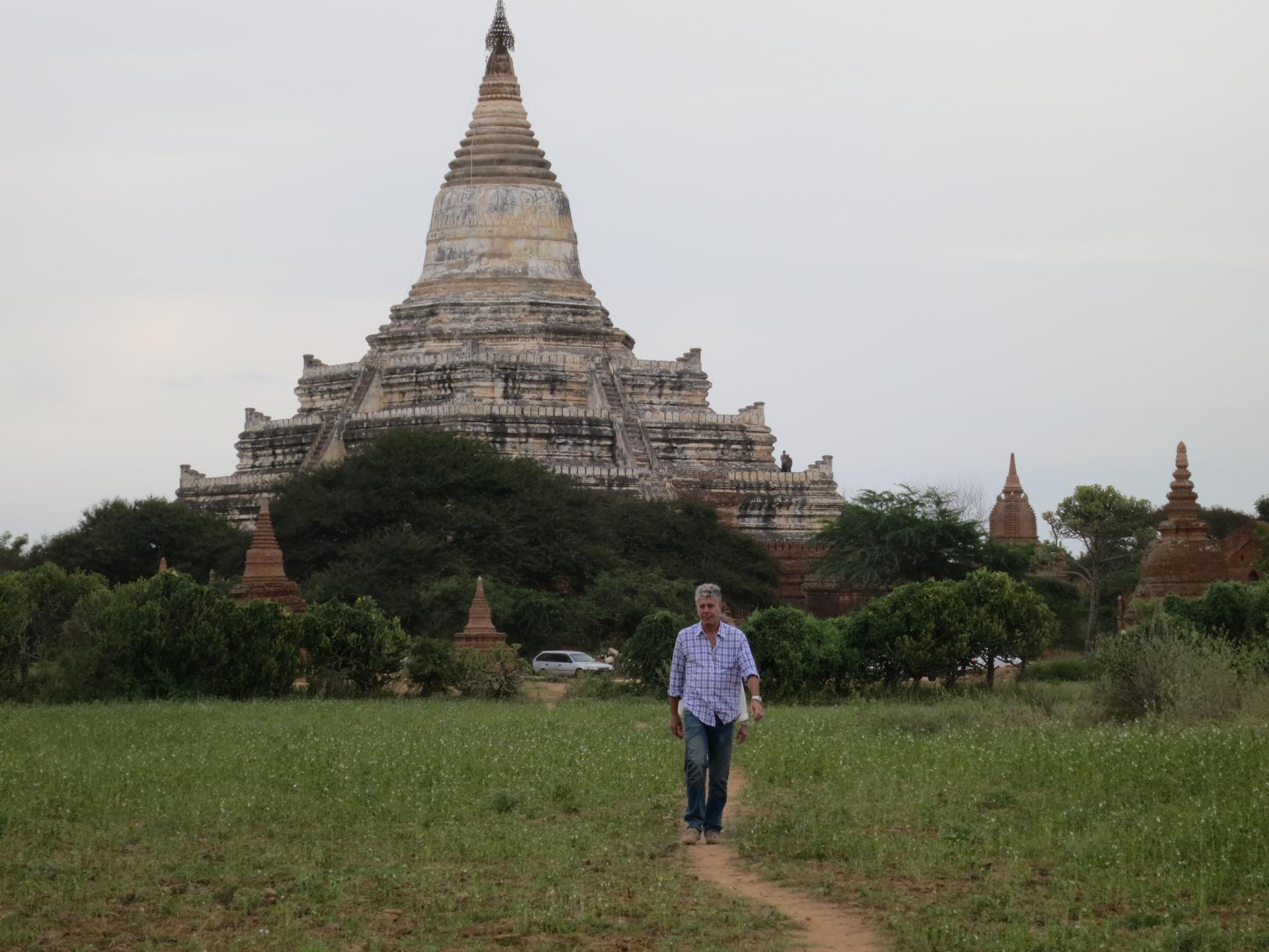 Anthony Bourdain e os mistérios de Mianmar