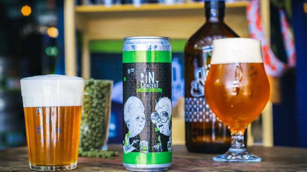 Cerveja Avós é especializada em criativas cervejas lager (Foto: divulgação)